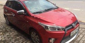 Bán Toyota Yaris sản xuất năm 2016, màu đỏ, nhập khẩu  giá 585 triệu tại Thái Nguyên