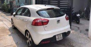 Bán Kia Rio AT 2012, màu trắng, máy xe rất êm và ổn định giá 420 triệu tại Tp.HCM