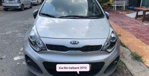 Bán Kia Rio AT 2012, màu bạc, nhập khẩu Hàn Quốc tháng 03/2012 full option giá 379 triệu tại Cần Thơ