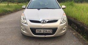 Cần bán xe cũ Hyundai i20 AT năm 2011, nhập khẩu giá 345 triệu tại Hà Nội