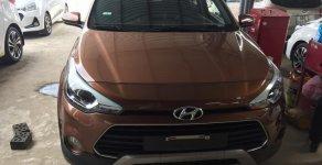 Bán Hyundai i20 Active 2017, màu nâu, giá thương lượng, hỗ trợ góp giá 578 triệu tại Tp.HCM