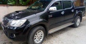 Bán Toyota Hilux 3.0G 4x4 MT sản xuất 2012, màu đen, nhập khẩu  giá 465 triệu tại Nghệ An
