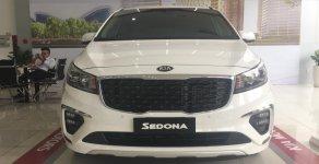 Bán Kia Sedona Platinum D đời 2019, màu trắng giá 1 tỷ 209 tr tại Tp.HCM