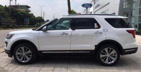Cần bán xe Ford Explorer 2018, màu trắng, nhập khẩu giá 2 tỷ 193 tr tại Hà Nội