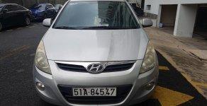 Bán xe Hyundai i20 đăng ký lần đầu 2010, màu bạc nhập khẩu nguyên chiếc, 339triệu giá 339 triệu tại Tp.HCM