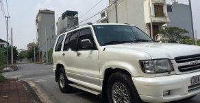 Bán Isuzu Trooper năm 2001, màu trắng, xe nhập, giá 270tr giá 270 triệu tại Hà Nội