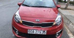 Cần bán lại xe Kia Rio AT 2015, màu đỏ, nhập khẩu, rất đẹp giá 450 triệu tại Bình Dương