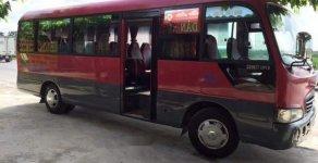 Cần bán gấp Hyundai County năm sản xuất 2008, màu đỏ giá cạnh tranh giá 250 triệu tại Hà Nội