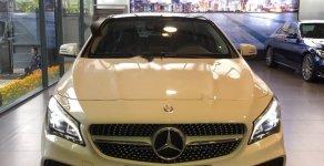 Bán Mercedes CLA 250 đời 2018, màu trắng, nhập khẩu nguyên chiếc giá 1 tỷ 869 tr tại Hà Nội