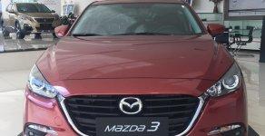 Bán xe Mazda 3 Hatchback màu đỏ SX 2018 giá 689 triệu tại Gia Lai