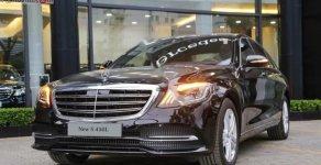 Bán ô tô Mercedes S450L đời 2018, màu đen giá 4 tỷ 199 tr tại Tp.HCM