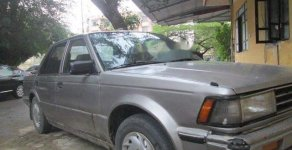 Cần bán gấp Nissan Bluebird 1992, màu bạc chính chủ, giá chỉ 40 triệu giá 40 triệu tại Thanh Hóa