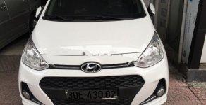 Bán Hyundai Grand i10 1.0 AT sản xuất năm 2017, màu trắng, nhập khẩu, 395 triệu giá 395 triệu tại Hà Nội