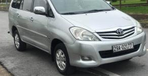 Bán xe Toyota Innova G đời 2010 màu bạc, 450 triệu giá 450 triệu tại Hà Nội