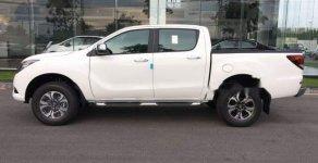 Bán ô tô Mazda BT 50 đời 2018, màu trắng, nhập khẩu Thái Lan, giá tốt giá 655 triệu tại Tp.HCM