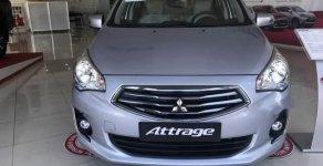 Bán Mitsubishi Attrage MT đời 2018, màu bạc, giá tốt giá 405 triệu tại Đà Nẵng