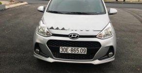 Bán xe Hyundai Grand i10 1.0 MT Base đời 2017, màu bạc, nhập khẩu nguyên chiếc giá cạnh tranh giá 348 triệu tại Hà Nội
