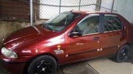 Bán ô tô Fiat Siena đời 2001, màu đỏ xe gia đình, giá tốt giá 130 triệu tại Đồng Nai