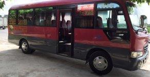 Bán Hyundai County sản xuất 2008, màu đỏ, nhập khẩu nguyên chiếc giá 250 triệu tại Hà Nội