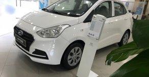 Đưa 120tr nhận xe I10 bản thiếu, màu trắng, xe giao liền giá 350 triệu tại Tp.HCM