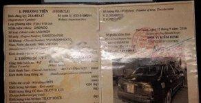 Cần bán xe Daewoo Leganza 2.0 đời 1998, màu đen, 98 triệu giá 98 triệu tại Hà Giang