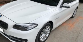 Gia đình cần bán Bmw 520i, SX 2016, số tự động, màu trắng tinh cực đẹp giá 1 tỷ 590 tr tại Tp.HCM