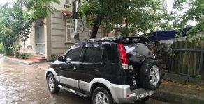 Bán xe cũ Daihatsu Terios LD đời 2005, màu đen như mới giá 186 triệu tại Hà Nội