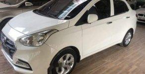 Bán ô tô Hyundai Grand i10 đời 2017, màu trắng số sàn giá 369 triệu tại Tp.HCM