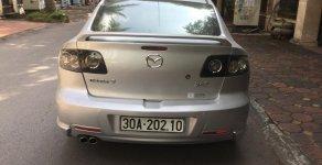 Bán ô tô Mazda 3 2.0S năm 2009, màu bạc, xe nhập giá 355 triệu tại Hà Nội