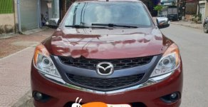 Cần bán xe Mazda BT 50 3.2L 4x4 AT 2014, màu đỏ, nhập khẩu nguyên chiếc giá 515 triệu tại Vĩnh Phúc