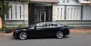 Cần bán gấp Audi A5 Sportback 2.0 sản xuất 2018, màu đen, nhập khẩu nguyên chiếc như mới giá 2 tỷ 350 tr tại Tp.HCM