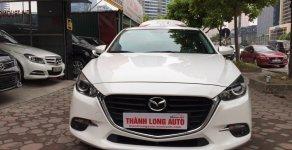 Bán xe Mazda 3 1.5 FL đời 2017 màu trắng, giá 665 triệu giá 665 triệu tại Hà Nội