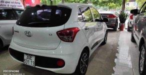Cần bán lại xe Hyundai Grand i10 1.2 AT 2017, màu trắng, nhập khẩu nguyên chiếc xe gia đình, giá 440tr giá 440 triệu tại Hà Nội