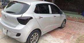 Bán Hyundai Grand i10 năm 2014 màu bạc, 275 triệu nhập khẩu, bản đủ giá 275 triệu tại Hải Dương