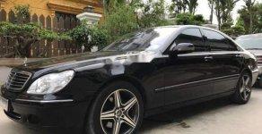 Bán Mercedes S500 đời 2002, màu đen, giá chỉ 480 triệu giá 480 triệu tại Hà Nội
