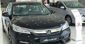 Cần bán Honda Accord năm sản xuất 2018, màu đen, giá tốt  giá 1 tỷ 203 tr tại Tp.HCM
