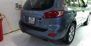 Bán xe Hyundai Santa Fe MLX 2007, màu xanh lam, xe nhập giá 450 triệu tại Hà Nội