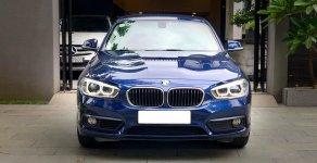 Bán BMW 118i màu xanh sản xuất 2016 nhập khẩu, biển Hà Nội giá 1 tỷ 120 tr tại Hà Nội