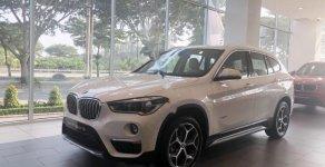 Bán BMW X1 sDriver18i đời 2018, màu trắng, xe nhập giá 1 tỷ 829 tr tại Tp.HCM