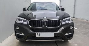 Bán xe BMW X6 AT sản xuất 2015, màu đen giá 2 tỷ 990 tr tại Tp.HCM