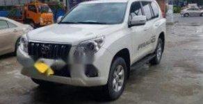 Cần bán Toyota Prado TXL năm 2012, màu trắng, nhập khẩu giá 1 tỷ 400 tr tại Quảng Nam