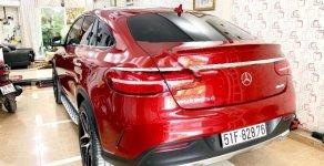 Bán Mercedes GLE450 Coupe sản xuất năm 2016, màu đỏ, nhập khẩu   giá 3 tỷ 780 tr tại Tp.HCM