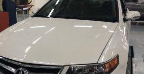 Bán Acura TSX năm 2009, màu trắng, còn zin giá 520 triệu tại Tp.HCM