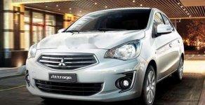 Bán ô tô Mitsubishi Attrage sản xuất năm 2018, màu bạc, xe nhập, giá 375tr giá 375 triệu tại Đà Nẵng