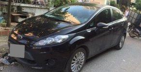 Bán ô tô Ford Fiesta sản xuất 2011, màu đen giá 350 triệu tại Hà Nội