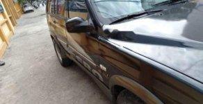 Bán Ssangyong Musso sản xuất năm 2005, màu đen chính chủ giá 120 triệu tại Tp.HCM