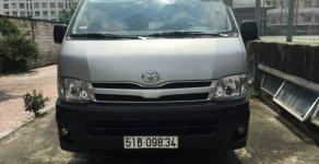 Bán xe cũ Toyota Hiace 2.5 đời 2013, giá 659 triệu  giá 659 triệu tại Tp.HCM
