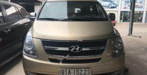 Cần bán lại xe Hyundai Grand Starex 2.5 MT năm sản xuất 2012, màu vàng, xe nhập   giá 686 triệu tại Tp.HCM