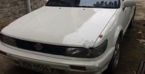 Xe Nissan Bluebird 1.8 sản xuất năm 1992, màu trắng, nhập khẩu giá 55 triệu tại Phú Thọ