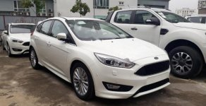Bán Ford Focus Titanium 1.5L sản xuất năm 2018, màu trắng  giá 709 triệu tại Hà Nội